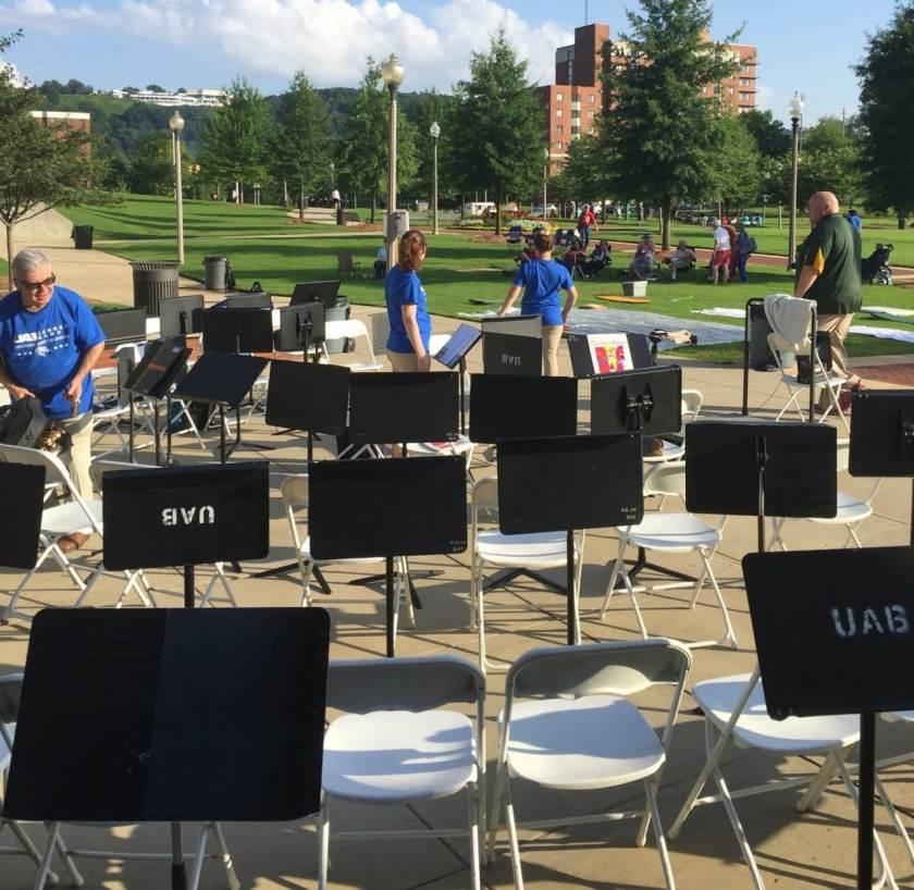 Birmingham, UAB Summer Community Band, community bands, community bands in Birmingham