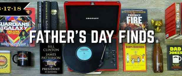 Birmingham, Books-A-Million, BAM, Father's Day, Father's Day Gift Guide