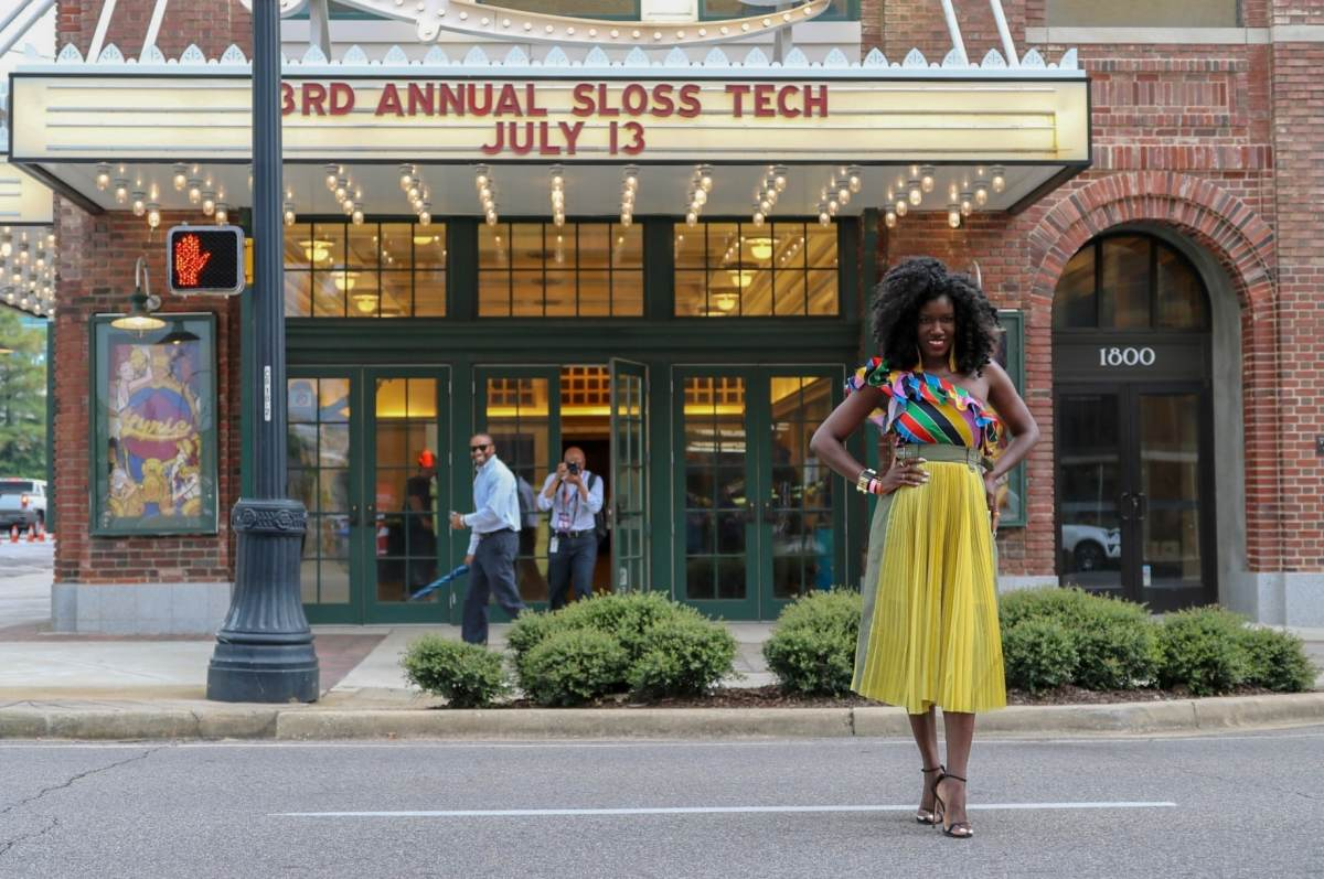 3 takeaways from Birmingham's Sloss Tech, including Mayor Randall Woodfin's poignant message
