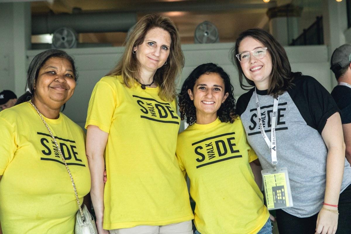 Sidewalk Film Festival Volunteer Pep Rally