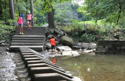 Birmingham, Alabama, Jemison Park Nature Trail