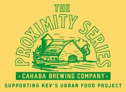 Birmingham, Alabama, REV Birmingham Urban Food Project, Cahaba Brewing Proximity Series
