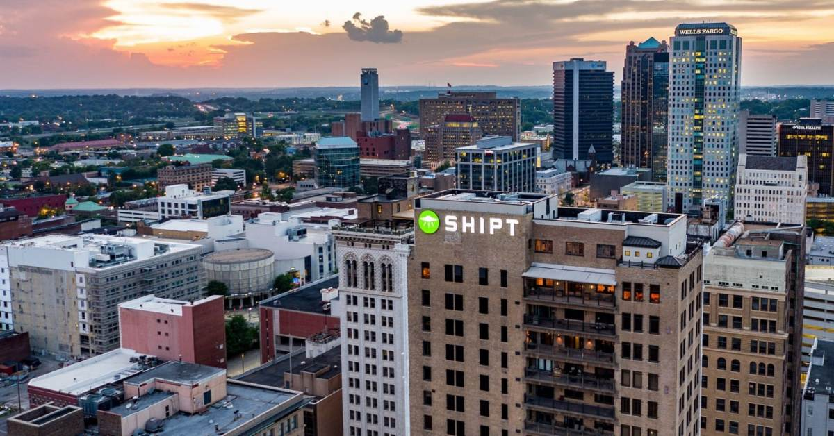 Birmingham, Alabama, Shipt