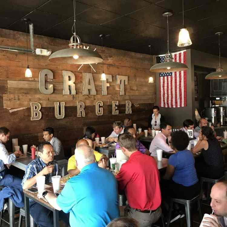 Birmingham, The Craft Burger, Birmingham burgers, Birmingham restaurants