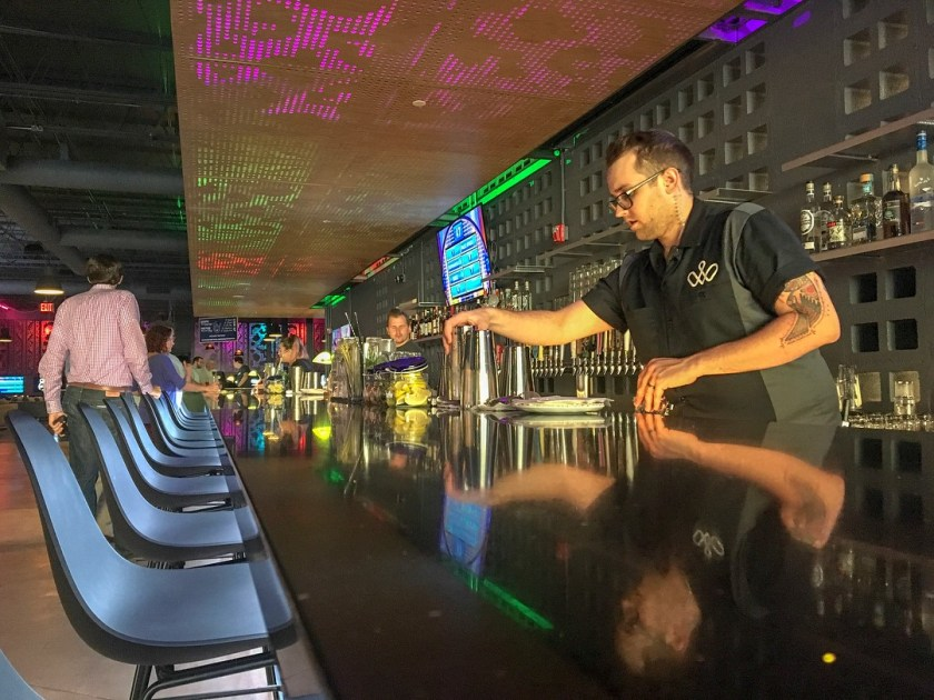 Have a ball playing duckpin bowling at Birmingham's new