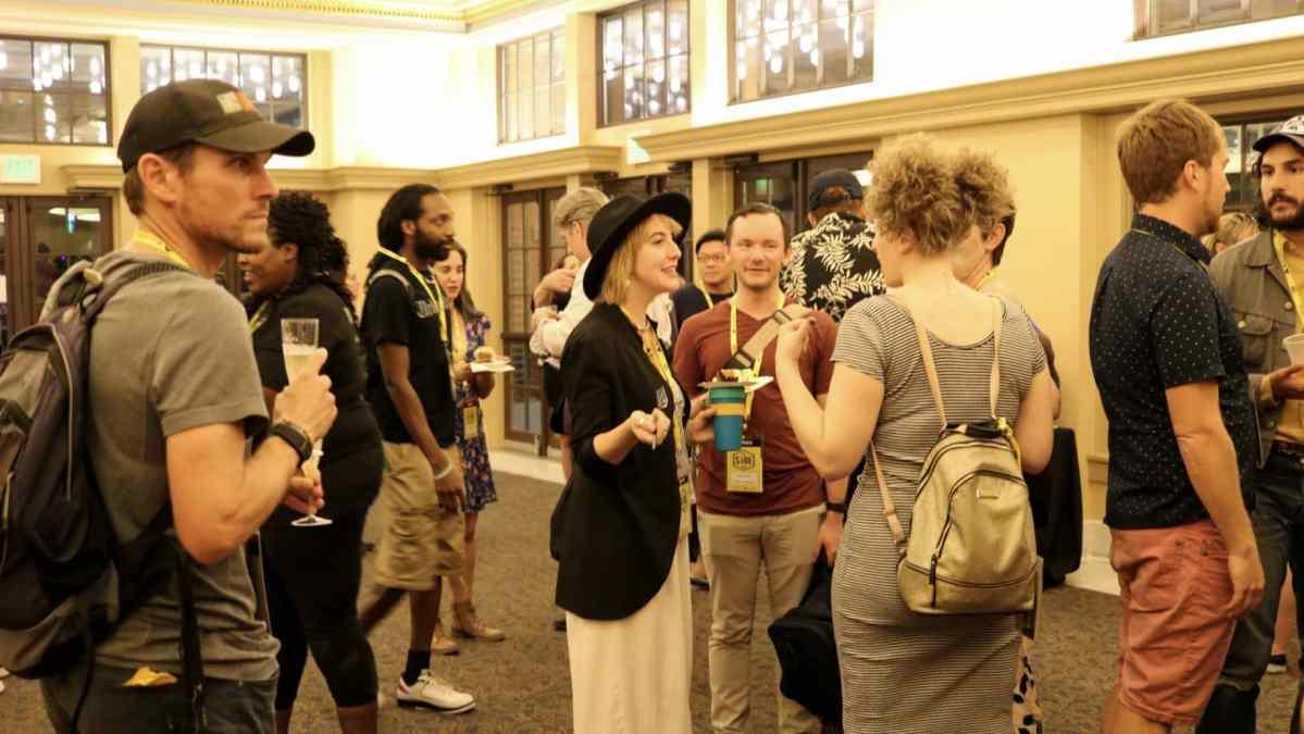 The 20th Annual Sidewalk Film Festival in 20 photos