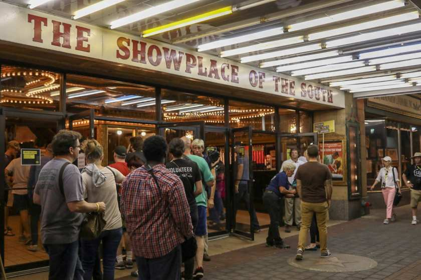 Birmingham, Alabama, 20th Annual Sidewalk Film Festival Recap