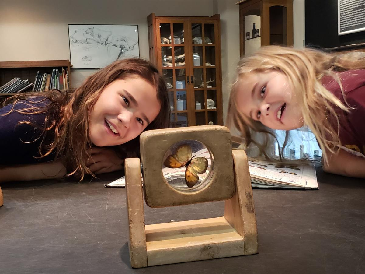 Two young sisters want to send underprivileged school children to McWane Science Center through their scholarship campaign, Beaker Seekers. Find out how you can help.