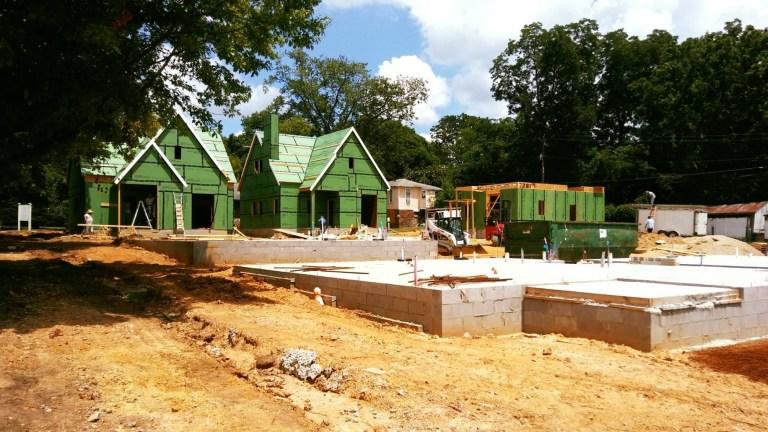 Birmingham, Alabama, Cottages on Fifth