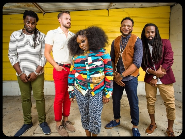 Tank and the Bangas performs Friday Aug. 17 at Art on the Rocks at the Birmingham Museum of Art, Alabama