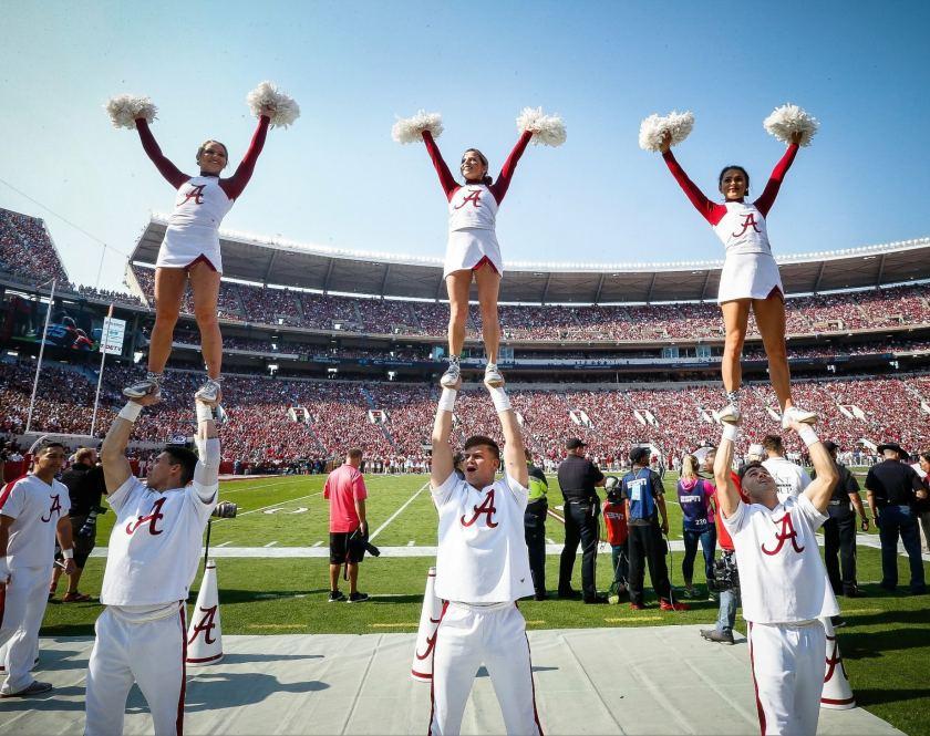 Birmingham, football, Bryant-Denny Stadium, Alabama, University of Alabama