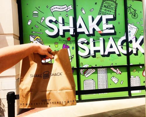 Shake Shake is open in Birmingham, AL