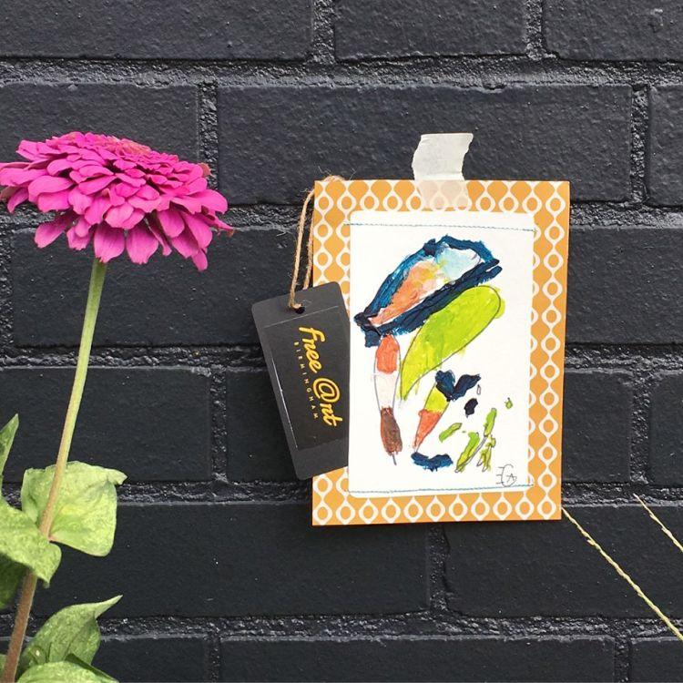 Birmingham, Alabama, Free Art Bham, Free @rt Bham, FART Fairy, Free Art Friday