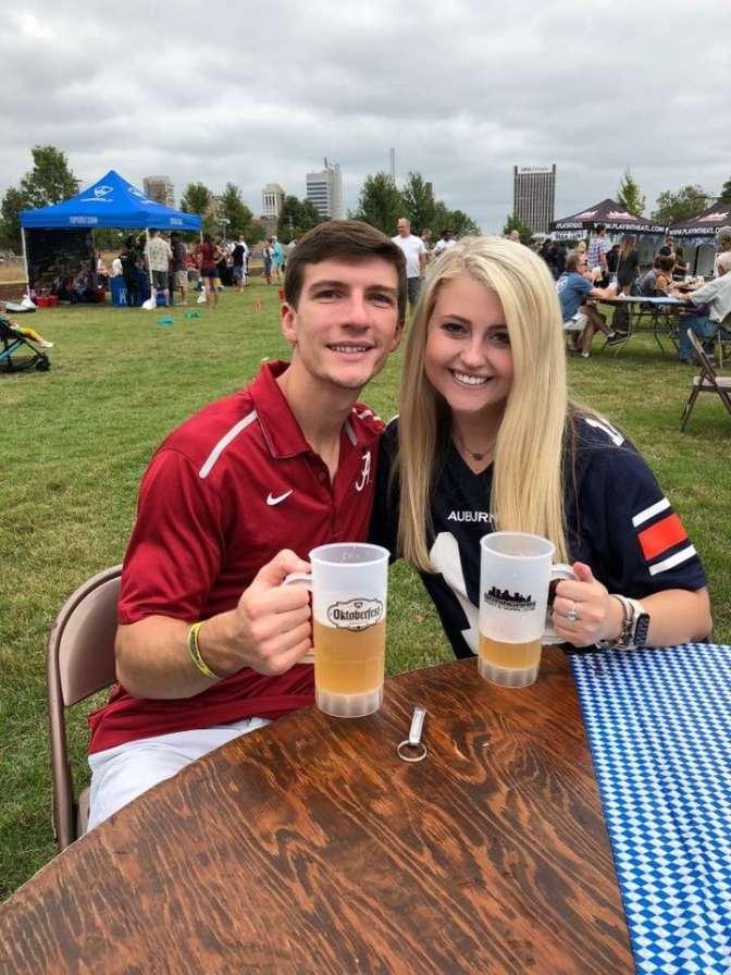 Birmingham, Birmingham Oktoberfest, festivals
