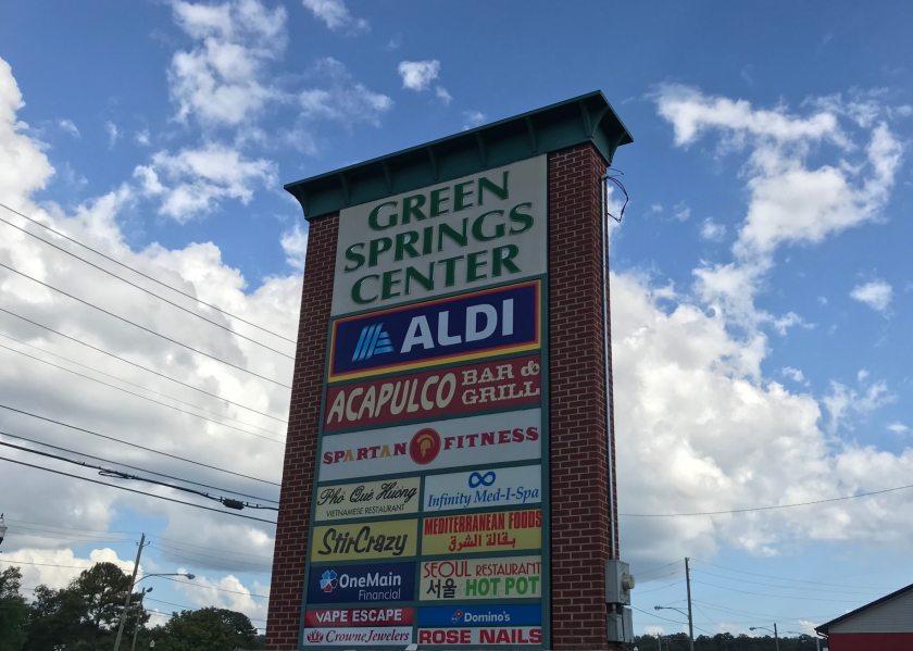 Birmingham, Alabama, ethnic food, Green Springs Highway