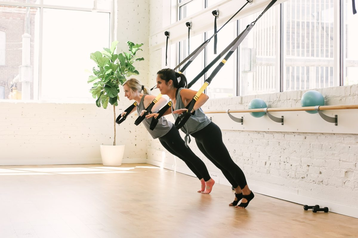 Downtown Birmingham workers and residents, REJOICE! True40 is here for your workout needs.