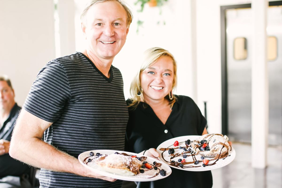 MidiCi Italian Kitchen opens in Mountain Brook Saturday, Sept. 22, with Nutella Calzones to die for