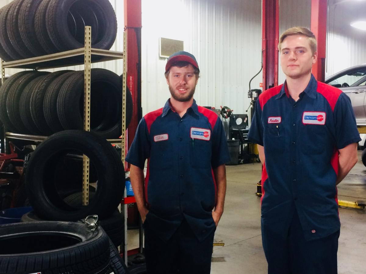 Mechanic apprentice program at Driver's Way takes you from beginner to expert with personal, hands-on training