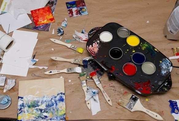 Birmingham, Forstall Art Center, art classes, art