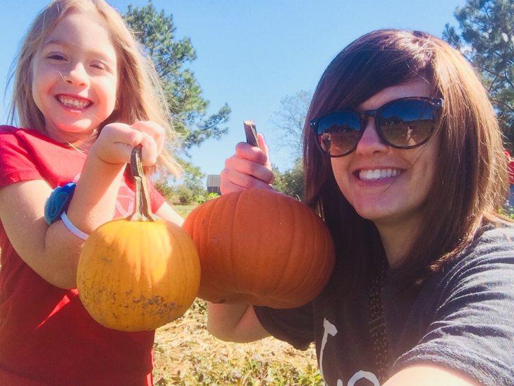 Birmingham, Old Bakers Farm, Harpersville, pumpkin patch, October, Halloween