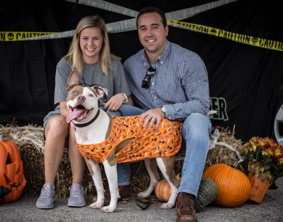 Birmingham, Halloween, Bama Bully Rescue
