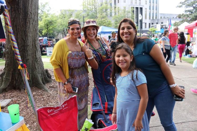 Birmingham, Fiesta, Hispanic Cultural Festival, festivals