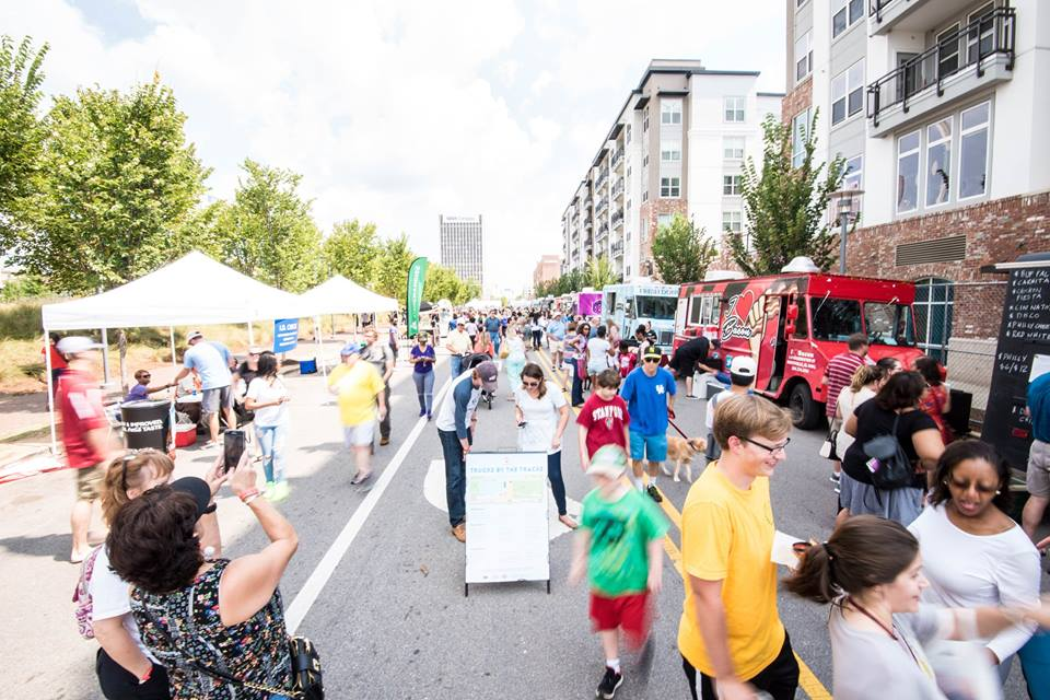 In case you missed it: This is set to be yet another fantastic weekend in Birmingham. Here are 8 things to do this weekend, including Trucks by the Tracks at Railroad Park.