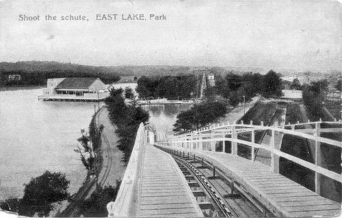 Birmingham, Alabama, East Lake, haunted