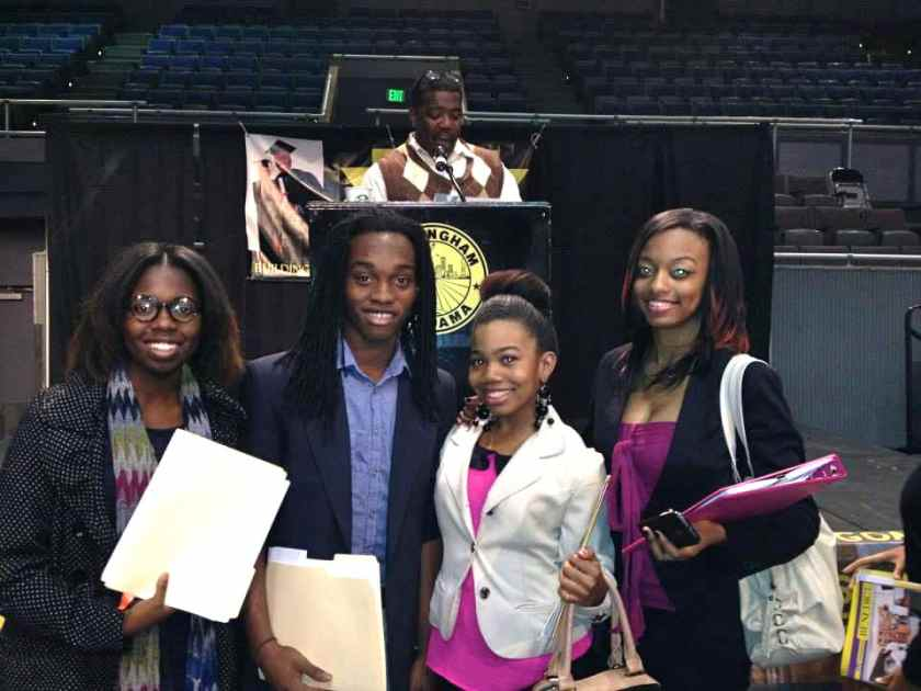 Birmingham, Birmingham College Scholarship and Career Fair, high school, college, universities, college scholarships