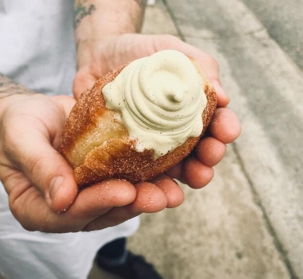Birmingham, Hero Donuts, donuts, fall, food, dessert