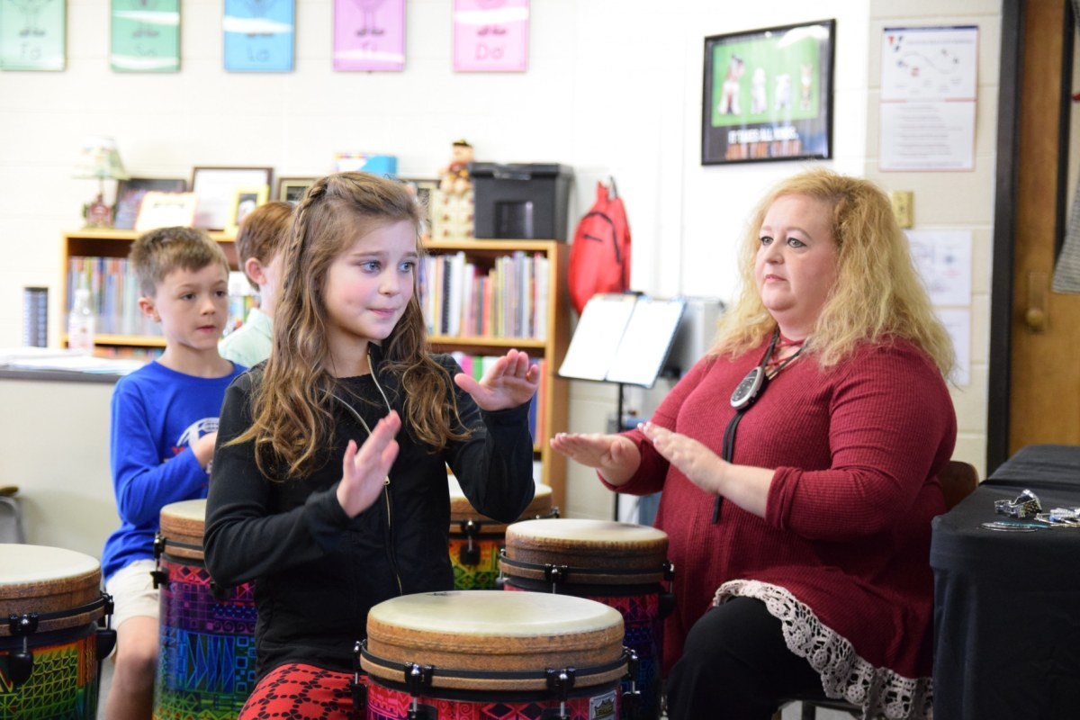 Vestavia Hills music teacher Deanna Bell is semi-finalist for 2019 Grammy Music Educator Award