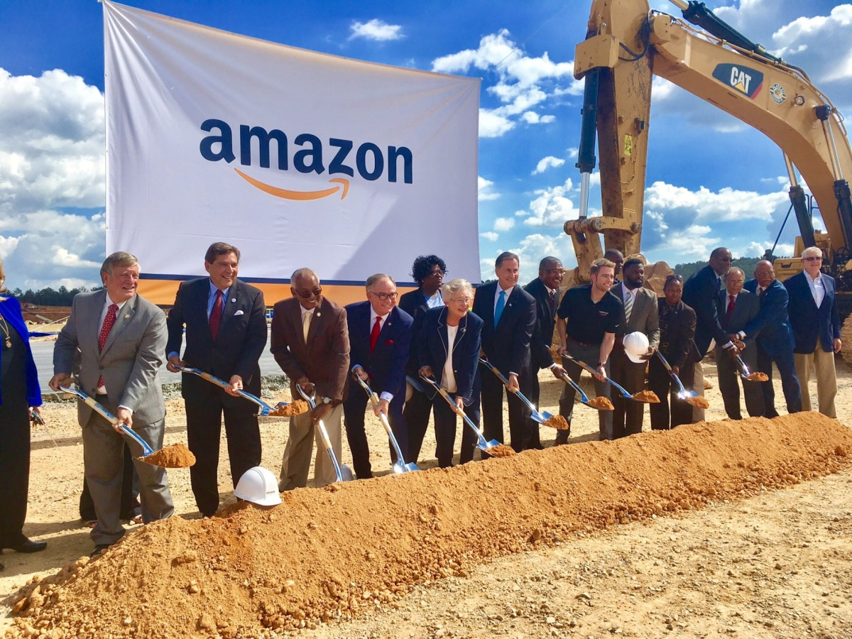 Amazon in Bessemer is hiring. Here's how to apply!