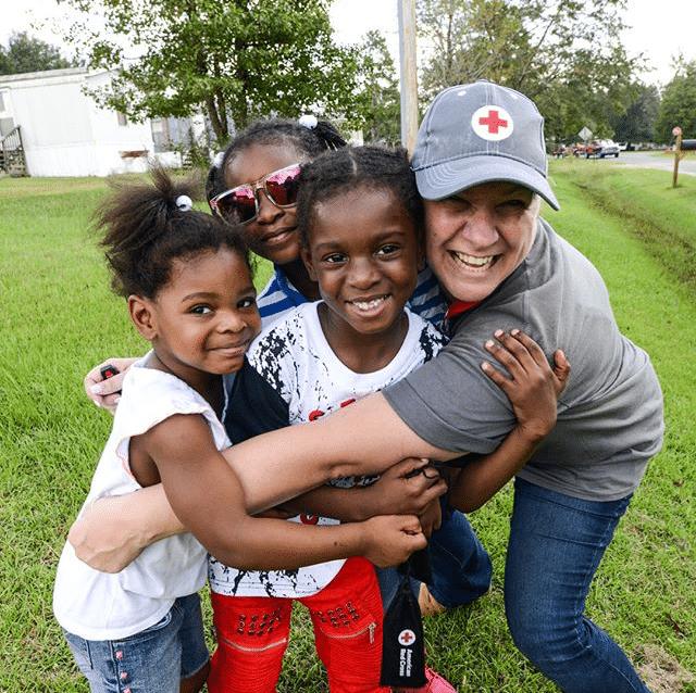 Birmingham, Hurricane Michael, American Red Cross