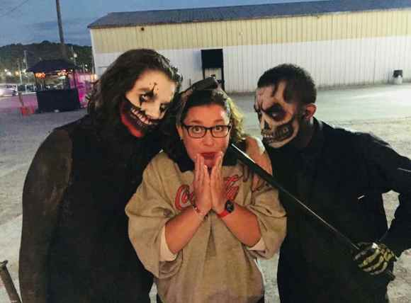Birmingham, Pelham, Warehouse 31, haunted house, halloween, October