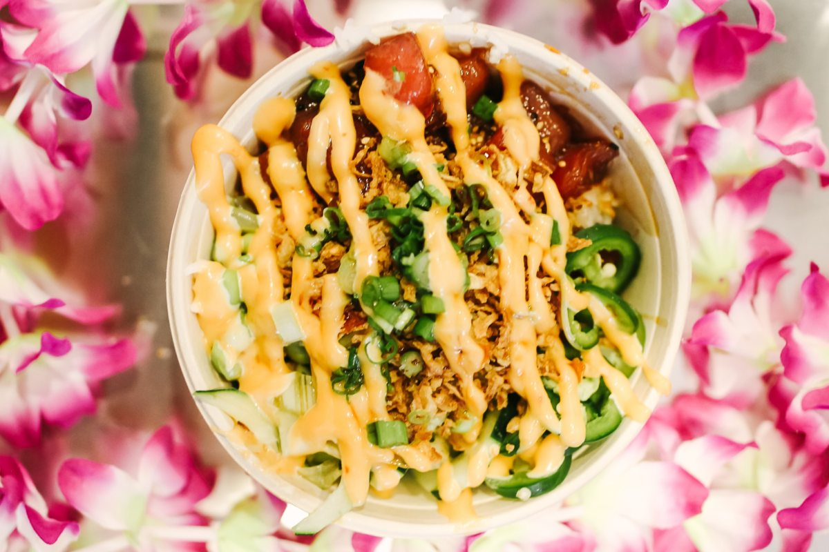 Ono Poké's second location in Edgewood opens Friday, October 5th at 934 Oxmoor Road