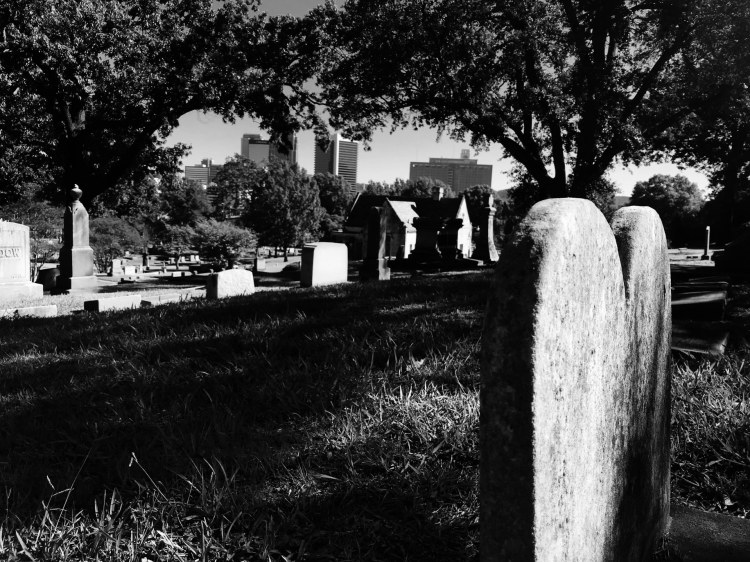 Birmingham, Alabama, Oak Hill Cemetery, haunted