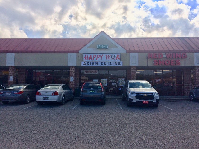 Birmingham, Happy Wok, Trussville, asian cuisine