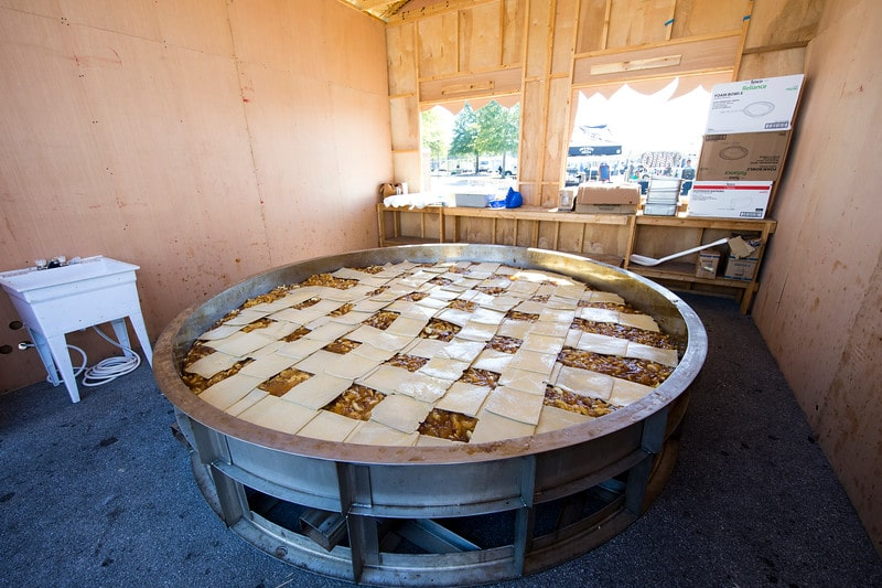 Hoover, Alabama, Pig Iron BBQ Challenge, Children's Harbor, world's largest apple pie