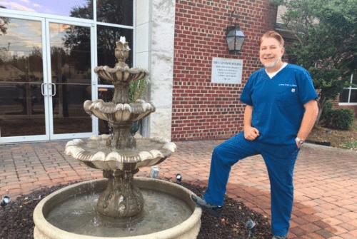 Magic City Dentistry Owner Dr G Robin Pruitt Jr Puts