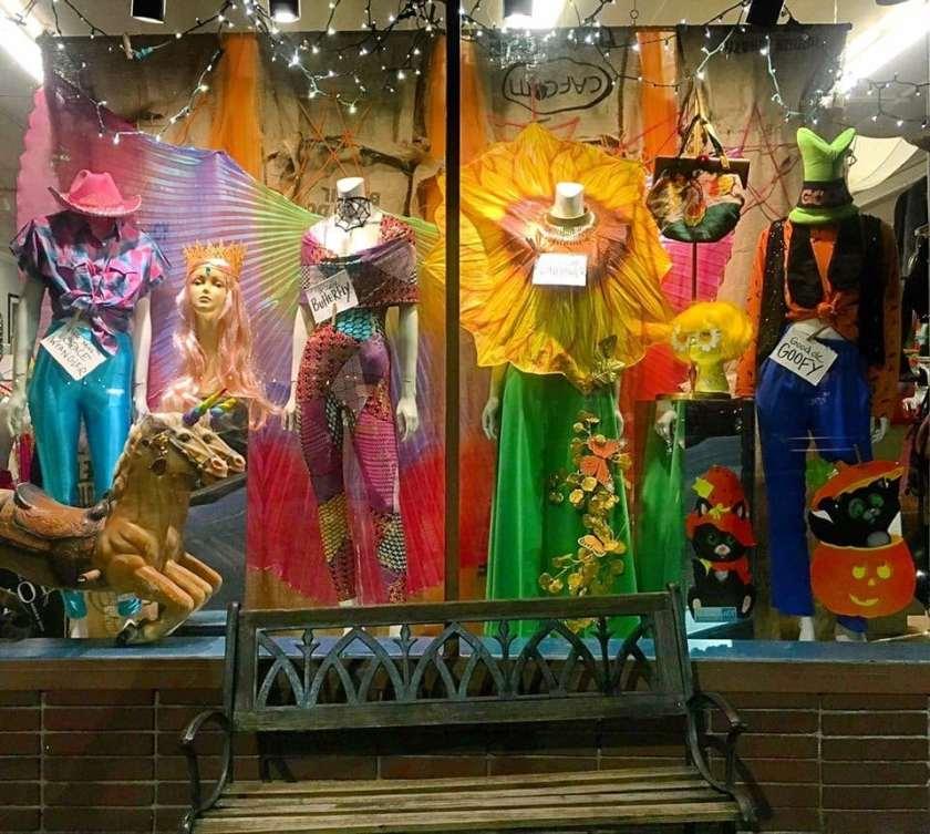 Birmingham, Zoe's in Forest Park, Forest Park, Halloween, costumes