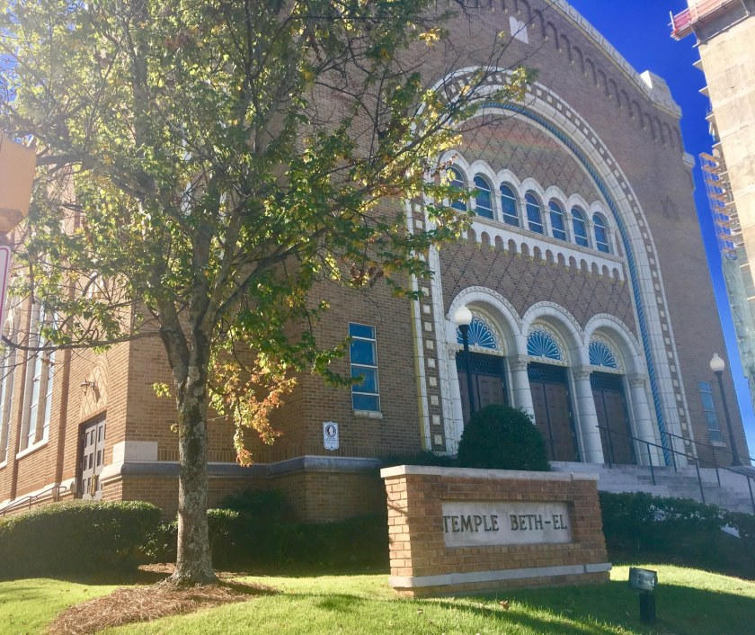 Birmingham, Temple Beth-El, Jewish community, Birmingham Jewish community