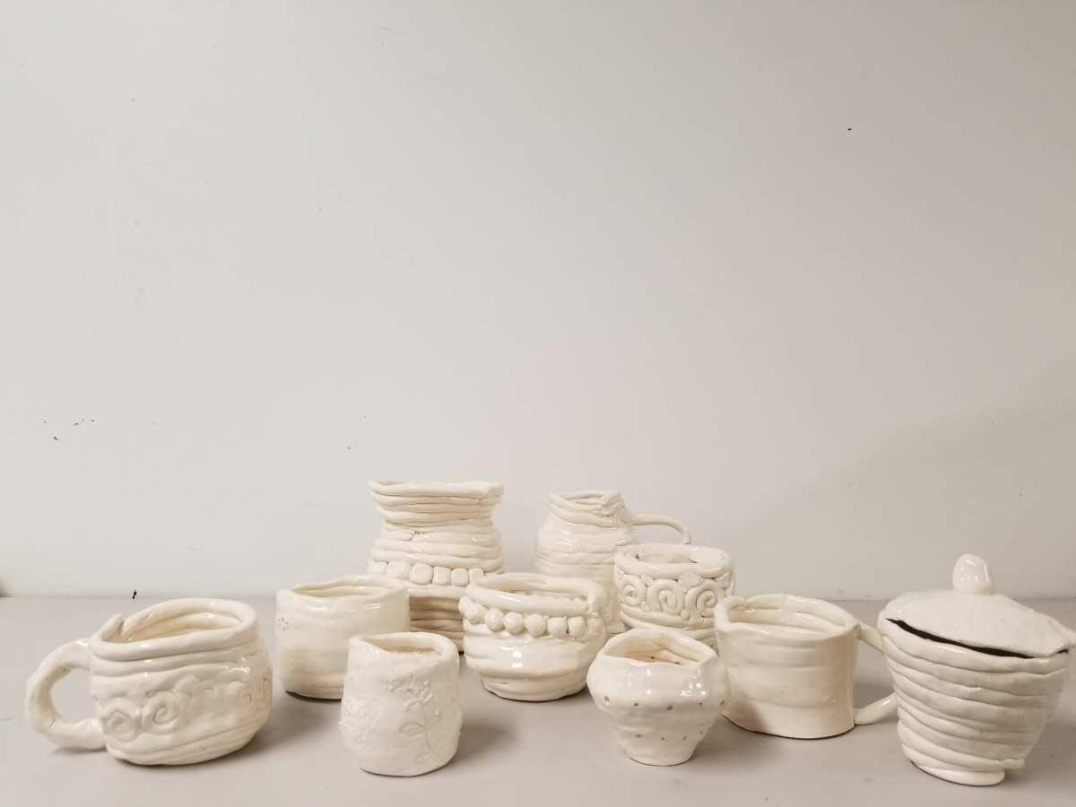 Homeschool Ceramics Studio