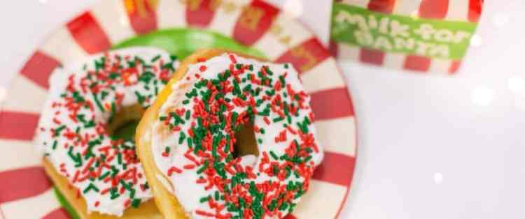 Birmingham, The Heavenly Donut Co., donuts, Santa, Donuts with Santa