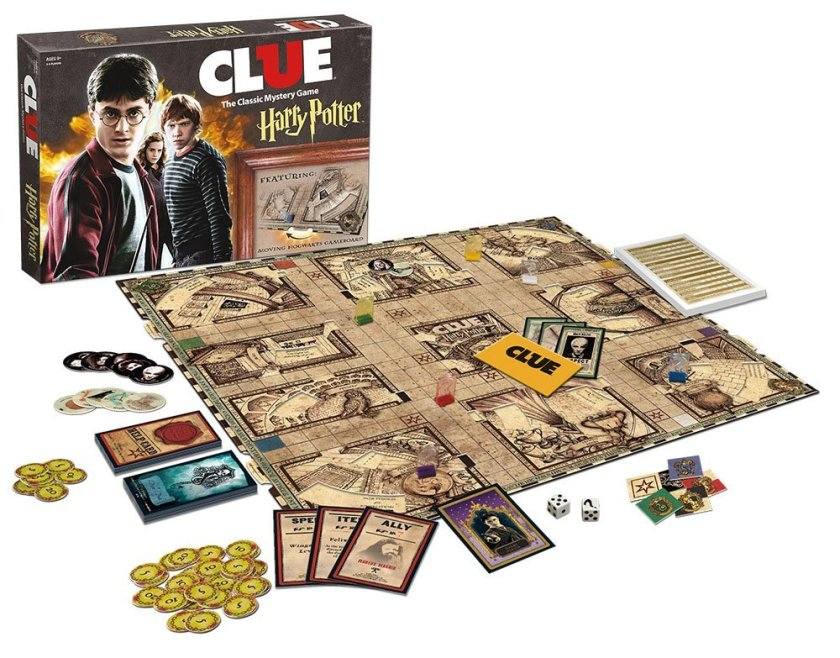 Birmingham, Books-A-Million, BAM, Harry Potter, Harry Potter Clue Game, board games, toys, games, holiday gifts