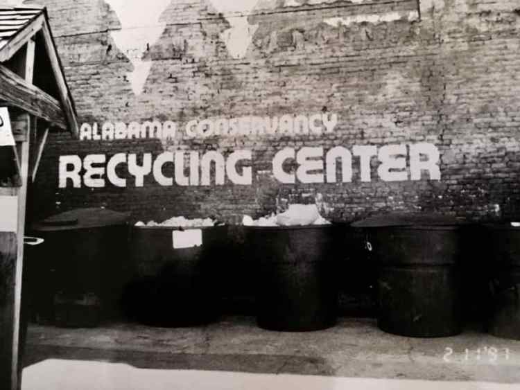 Alabama Environmental Council's recycling center to close in Birmingham.