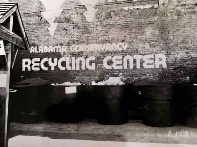 Alabama Environmental Council's recycling center to close in Birmingham.