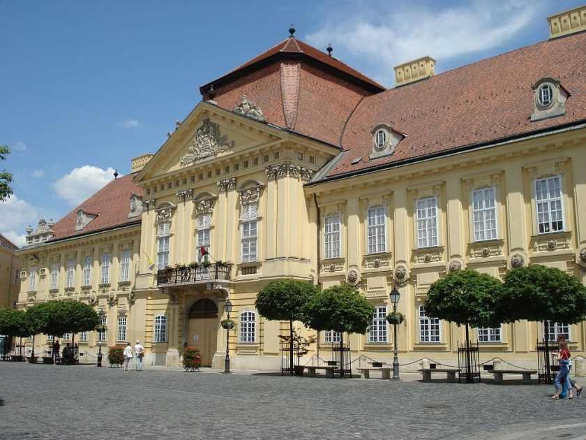 Birmingham, Greg Wingo, Hungary, Bishops Palace