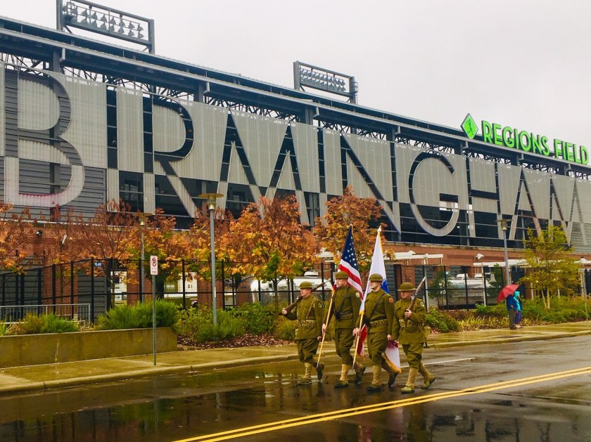 Birmingham, Veterans Day