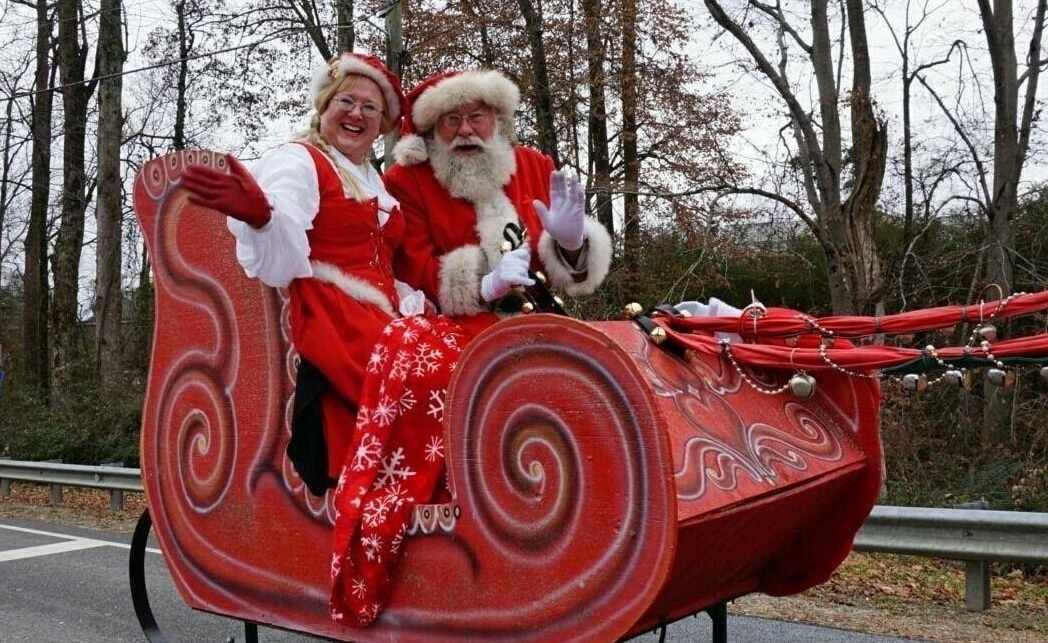 Find Santa at these 12 locations in Birmingham