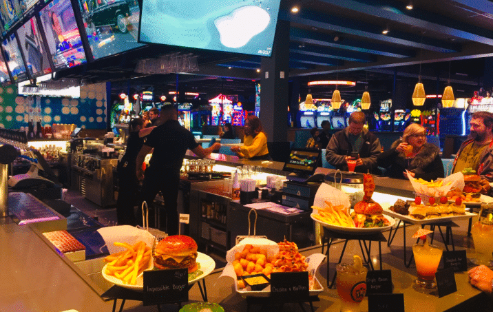 6 fun facts about Dave & Buster's opening in Hoover on November 19
